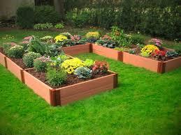 Small Picture Raised Garden Bed Designs Garden Design Ideas