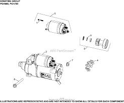 Kohler pch740 3006 marketing basic 25 hp 18 6 kw parts diagram