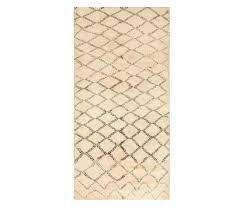 vintage moroccan beni ourain rug by nazmiyal rugs rugs
