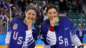 Hilary Knight Has Won for Women's Hockey on and off the Ice