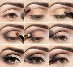this one is really simple and quite helpful for the beginners who have never tried out eye makeup