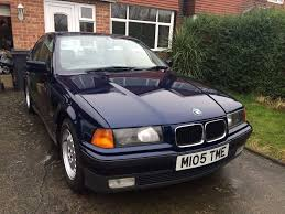 BMW Convertible 1994 bmw 325i oil type : 1994 M BMW 320i SE Manual Blue 4dr Saloon E36 | in Leamington Spa ...