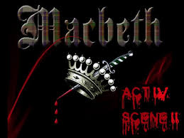 macbeth act scene b band
