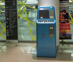 Top Up Vending Machine Malaysia Magnificent Touch 'n Go Card Vending Reload Self Service Kiosk