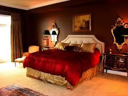 Wonderful Red Master Bedroom Designs Design Elegant Paint D Inside Simple Ideas
