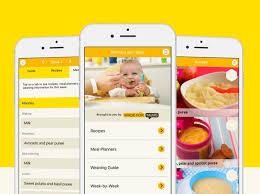 Free Baby Feeding App From Scoops Aop Award Madeformums
