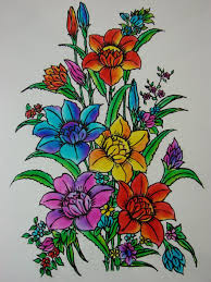Beautiful Flower Designs For Glass Painting Pin By Manoj Kumar On Glass Painting Glass Painting