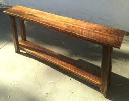 skinny console table. Long Narrow Sofa Table Console Thin Imposing Skinny