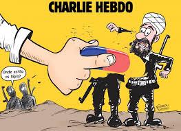 Resultado de imagem para charges - terrorismo religioso