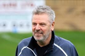 Cumnock manager Peter Leonard can't wait for Girvan reunion   Cumnock  Chronicle