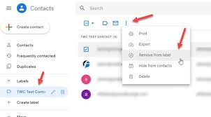 Creat E Mail How To Create An Email List To Select Multiple Contacts At Once