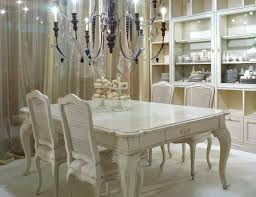 antique white dining table for round room set furniture