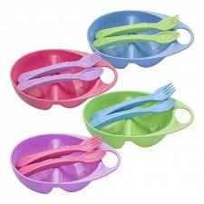 <b>Dishes KURNOSIKI 17314 for</b> boys and girls Baby tableware plate ...
