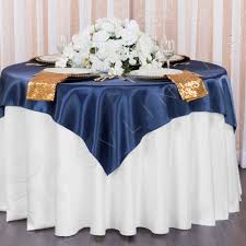 polyester 120 round tablecloth white