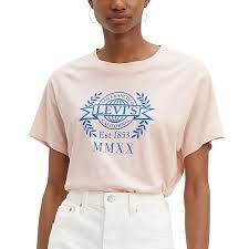 Women's <b>Levi's</b>® <b>Graphic Varsity Tee</b>