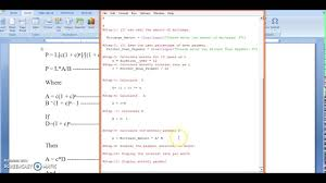 Python Exercise 3 Analyzing Monthly Mortgage Plan For Python