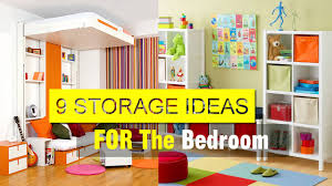 Amazing storage ideas for small spaces - YouTube