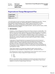 Change Management Model Use A Crisis S