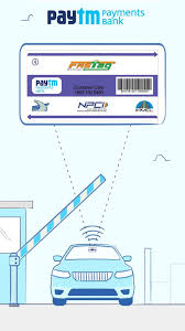 paytm fas for automatic toll fee