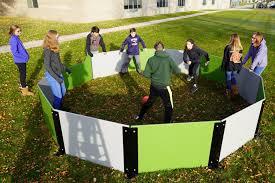 Gaga Pit Design Gaga Ball Pit School Playground Equipment