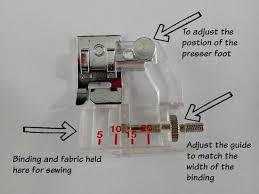 Binding Sewing Machine Foot