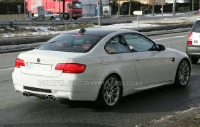 All BMW Models 2010 bmw m3 coupe : Spy photos with BMW M3 Coupe | BMWCoop