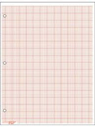 Classic Accentuated Graph Paper 1 4 Sq