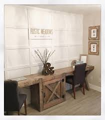 diy rustic desk is one of the best idea to make diy desk with beauteous design 17