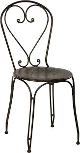 french bistro chairs metal. Detail View French Bistro Chairs Metal