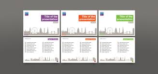 presentation template designs powerpoint template design for london business school