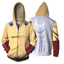 Design One Hoodie Dykhmily 2017 New Anime One Punch Zip Hooded3d Printed Mens Hoodies Spring Fall Harajuku Naruto Zipper Sweatshirt One Punch