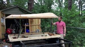 Diy Tent My Diy Rooftop Tent Youtube