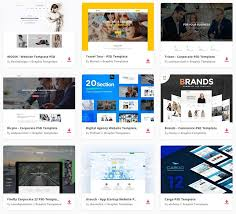 65 Best Free Psd Website Templates For Web Designs Graphiceat