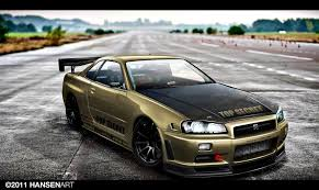 89 entries in Nissan Skyline GTR R34 Wallpapers group