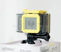 Экшн-камера Full HD c GPS автомобильный <b>видеорегистратор</b> ...