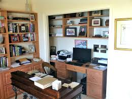 office in a closet. Home Office Closet Systems Elegant The . Awesome In A