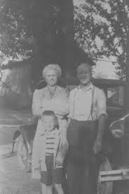 Viola Thompson, Morley Rex Gilbert and Duane Gilbert