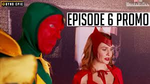 The third episode of marvel studios' wandavision is now streaming in color on disney+. Wandavision Episode 6 Promo Halloween Episode Youtube