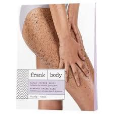 <b>Frank Body Скраб для</b> тела какао-кофейный по цене от 1159 руб ...
