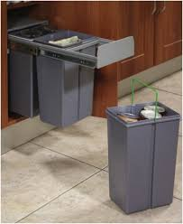 Recycle Bin Pull Out Kitchen Waste Bin 300MM