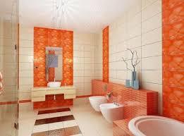 Orange Bathroom Decorating Ideas Interior Design Bathroom Bliss Stunning Orange Bathroom Decorating Ideas