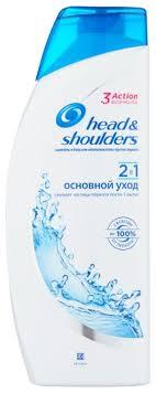 <b>Head &</b> Shoulders <b>шампунь</b> и бальзам-ополаскиватель <b>против</b> ...