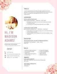 Hair Stylist Resume Skills – Fashion Stylist Resume Samples Resume ...