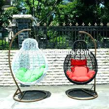egg chairs outdoor outdoor egg chair outdoor hanging egg chair rattan indoor canopy patio swing