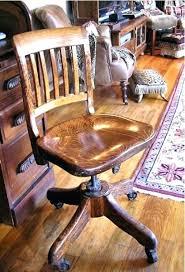 antique swivel office chair. Antique Swivel Office Chair En Leather . I