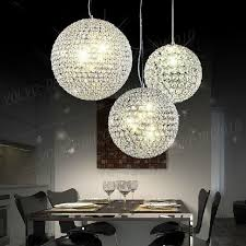 llfa798 led crystal ball chandelier lamp living room lights pertaining to modern home crystal ball chandelier plan