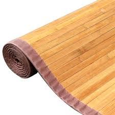 bamboo floor runner rug bamboo floor mats 2 of 9 bamboo floor mat area rug kitchen