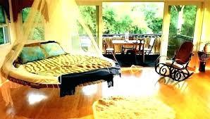 trampoline bed swing circle hanging round floating beds diy trampoline bed swing round instructions