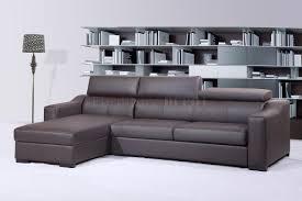 popular modern leather sofa sleeper with leather sleeper sofa bed