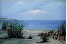 beach painting cape cod beach by ad coppola